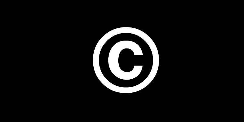 The Laws of Blogging: Copyright
